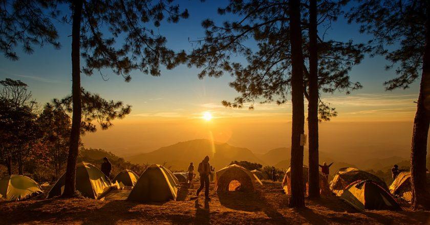 Campingurlaub – Worauf Sie in einem Campingpark achten sollten